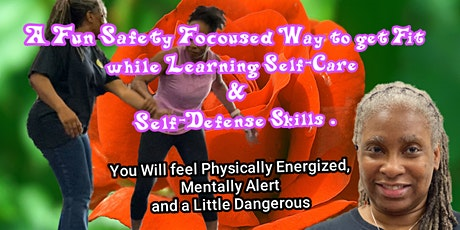F.F.F. Weapons you  have on you eveyday. Women's Fitness/Self Defense -2021 tickets