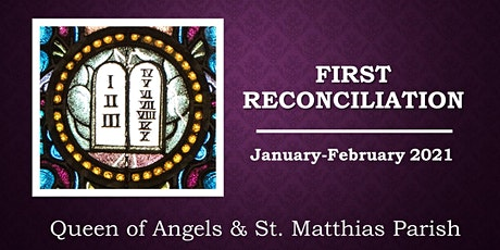 First Reconciliation (Religious Education Part II) - January 30, 2021 tickets