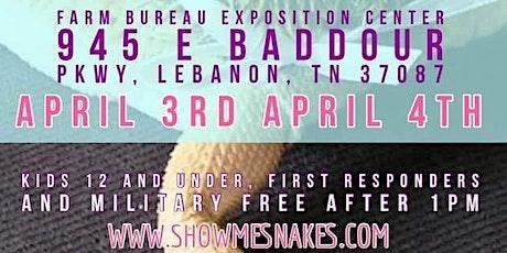 Show Me Reptile & Exotics Show (Nashville) tickets