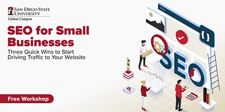 SEO for Small Businesses | Digital Marketing Workshop tickets