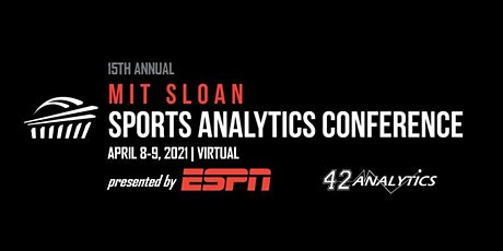 MIT Sloan Sports Analytics Conference 2021 boletos