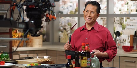 Wok 101: Cooking for the New Year with Martin Yan tickets