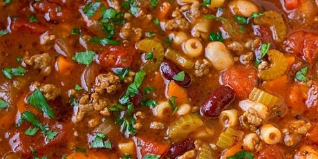 UBS - Virtual Cooking Class: Pasta e Fagioli tickets