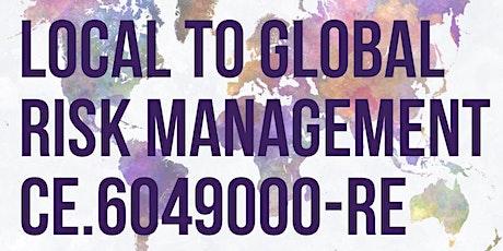 Local to Global BROKER MANAGEMENT CE.6049000-RE biglietti