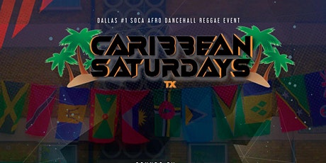 Caribbean Saturday's Tx  tickets