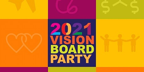 Clear Vision 2021: Virtual Vision Board Experience tickets