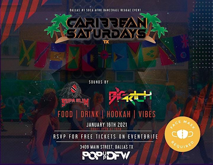 Caribbean Saturday's Tx image