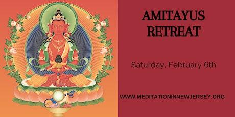 Amitayus Retreat tickets