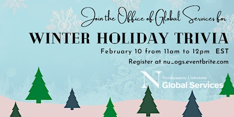 International Winter Holiday Trivia tickets
