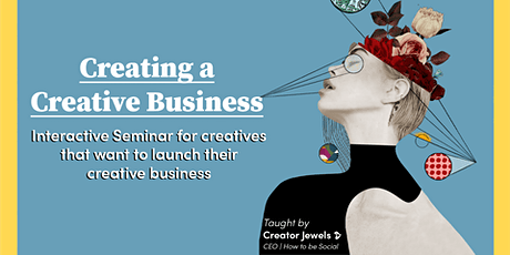 Creating a Creative Business Seminar tickets