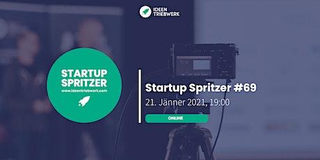 Startup Spritzer #69 - Online tickets