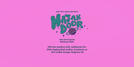 Majak Door + Special Guests tickets