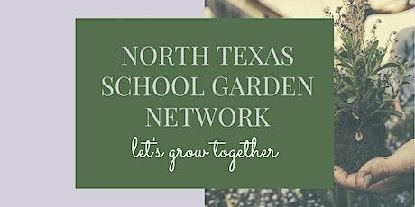 North Texas School Garden Network - Building Sustainability tickets