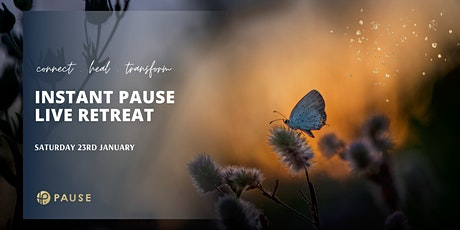 Instant Pause Live Retreat tickets