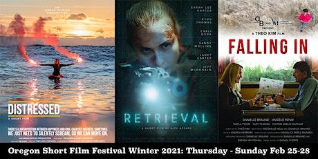 Oregon Short Film Festival Winter 2021 tickets