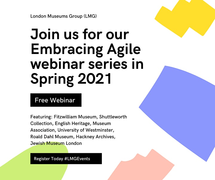 LMG Embracing Agile Free Webinar Series image