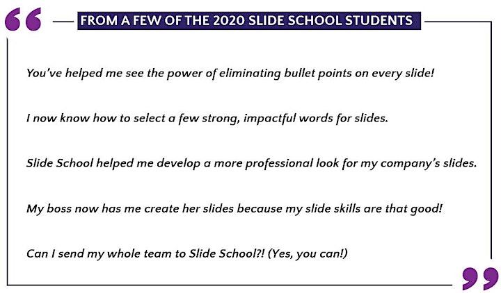 Slide School image