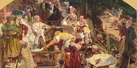 Expert Tour of Manchester's Pre-Raphaelite Paintings – on Zoom tickets