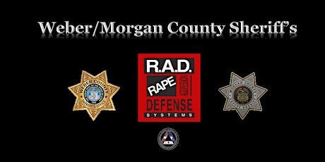 RAD Women's Basic AND Keychain Self-Defense, SEPT 2021  Weber-Morgan RAD tickets