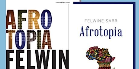 Book & Brunch Montréal ONLINE/EN LIGNE: AFROTOPIA, Felwine Sarr tickets