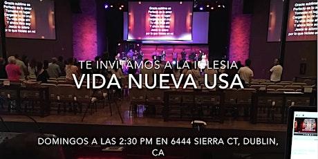 Servicio de Iglesia Vida Nueva tickets