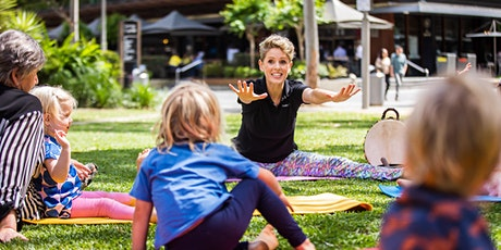 Kids Yoga at Darling Quarter tickets