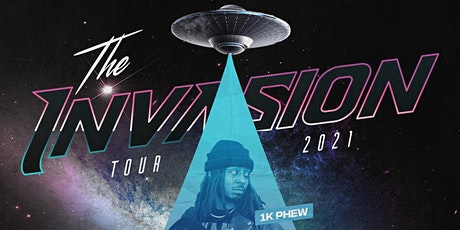 Invasion Tour 2021 - Phoenix tickets