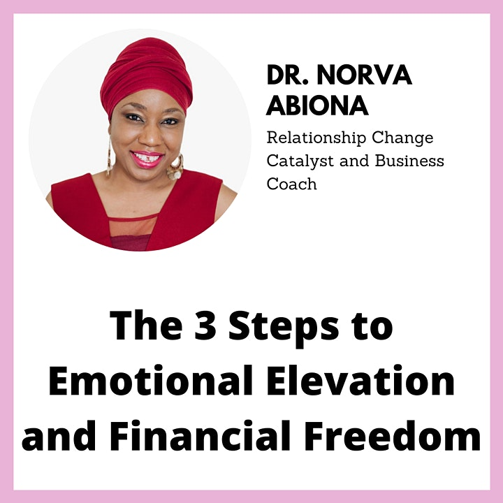 The Reinvent YOU After Abuse Foundation Financial Wellness Conference image