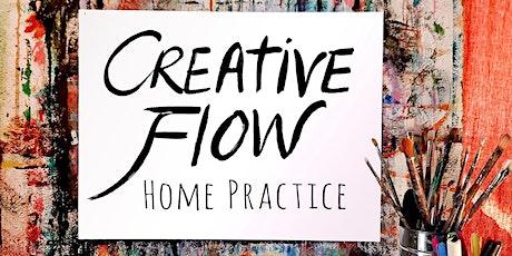 Creative Flow Home Practice tickets