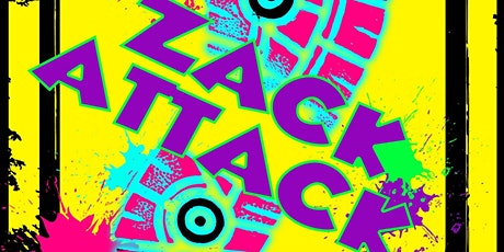 Zack Attack, Live @ Tipsy Cow Bar tickets