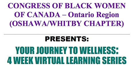 Journey To Wellness - Diabetes & Hypertension Learning Series tickets