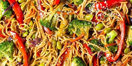 UBS - Virtual Cooking Class: Vegetable lo Mein tickets