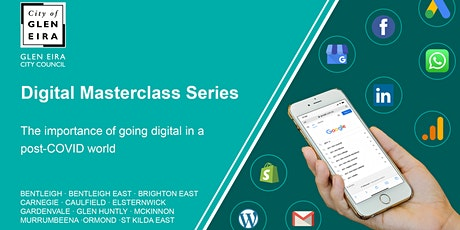 Digital Masterclass Series: Making the Most of Data Analytics tickets