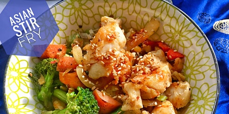 Asian Stir Fry (virtual cooking class) tickets
