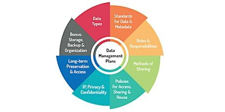 ETIS  Webinar Series - Data Management #1 tickets