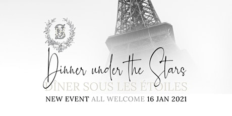 Dinner Under the Stars - New Event for Sarabah Winery 2021 tickets