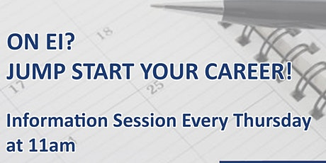 Newton WorkBC Zoom Information Session for people with Employment Insurance tickets