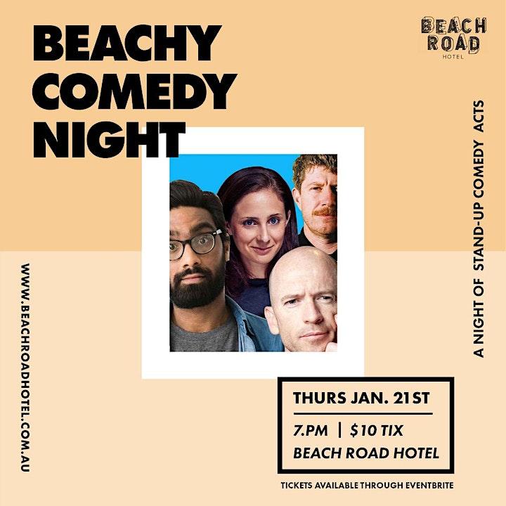 Beachy Comedy Night 5.0 image