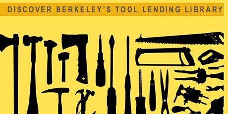 Book Adventures: Meet the Tool Lending Library! tickets