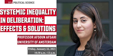 Systematic Inequality in Deliberation: Effects and Solutions tickets