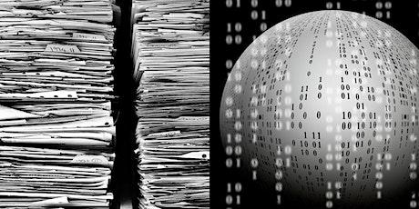 ETIS Webinar Series - Data Management #3 tickets