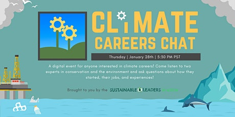 Climate Careers Chat tickets