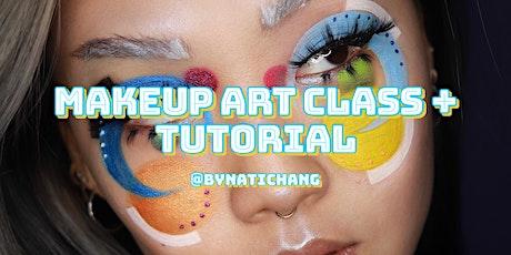 (THUR) GRWM Makeup Art| Tips & Tricks for Clean Work + a Full Look Tutorial tickets