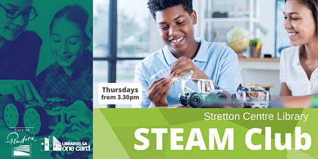 STEAM Club:  Term 1- Thursdays tickets