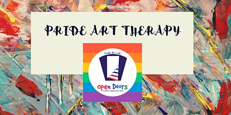Pride Art Therapy tickets