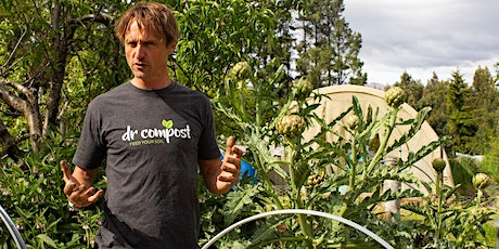 Easy Ways to Compost with Dr Compost (Queenstown) tickets