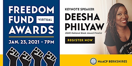 Virtual Freedom Fund Awards Ceremony tickets