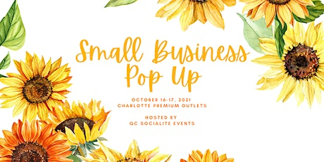 Small Business Pop Up Marketplace tickets