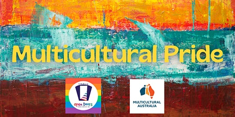 Multicultural Pride tickets