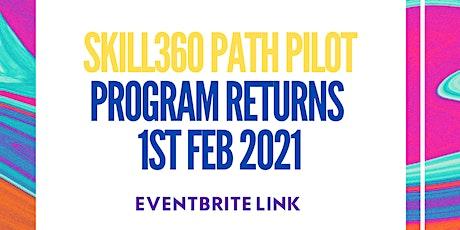 Skill360 Youth PaTH Pilot Program February 2021 tickets